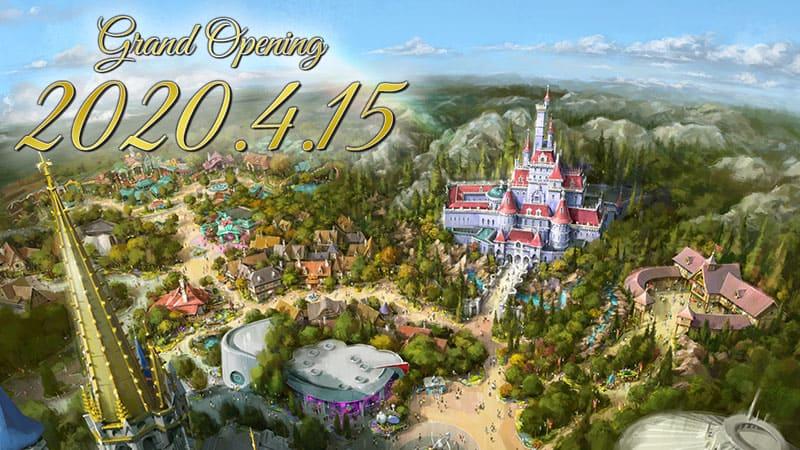 2020 東京ディズニーランド Welcome to new dreams!