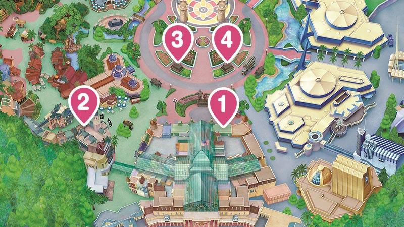 東京ディズニーランドに広がる新しい夢の世界をひと足早く体験しよう!