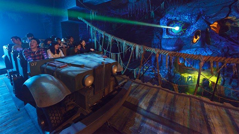 Indiana Jones® Adventure: Temple of the Crystal Skull