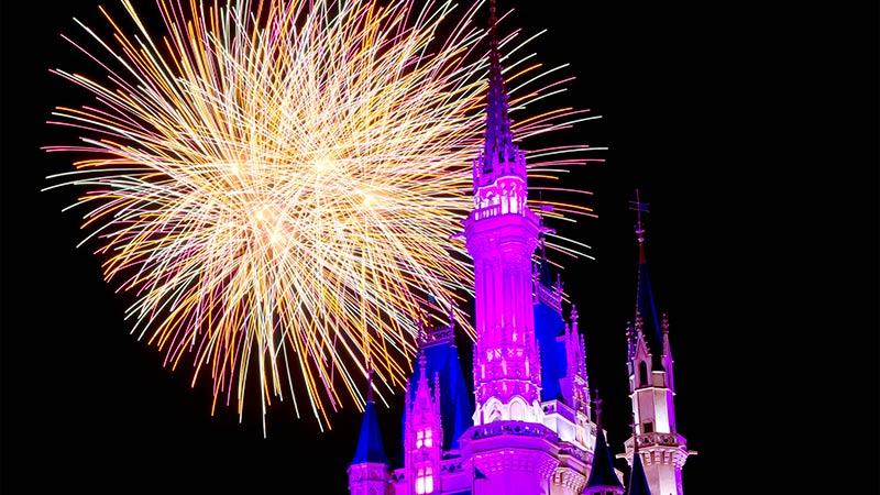 Disney Light the Night