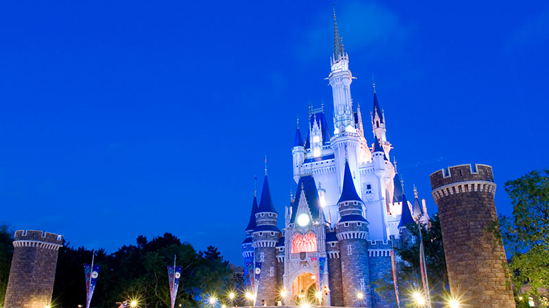 Nighttime, too―the fun never stops! Enjoy Tokyo Disneyland your own way