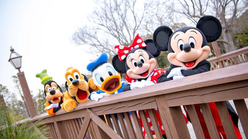 小baby東京迪士尼樂園親子 1 日遊