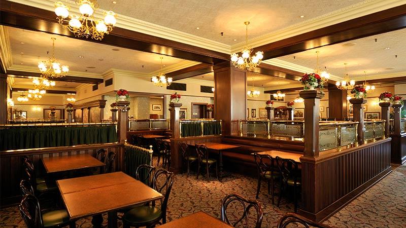 東街咖啡餐館