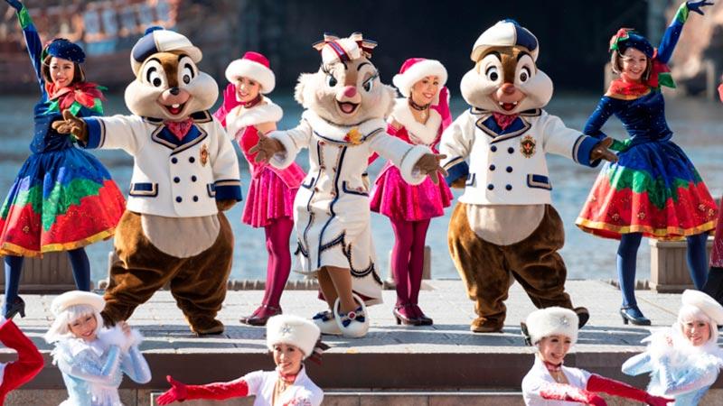 特別活動「迪士尼聖誕節」