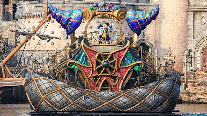 特別活動「迪士尼萬聖節」