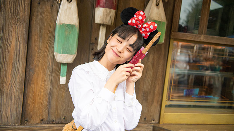 充滿發現與樂趣的浪漫冒險世界盡情暢遊東京迪士尼海洋園區!