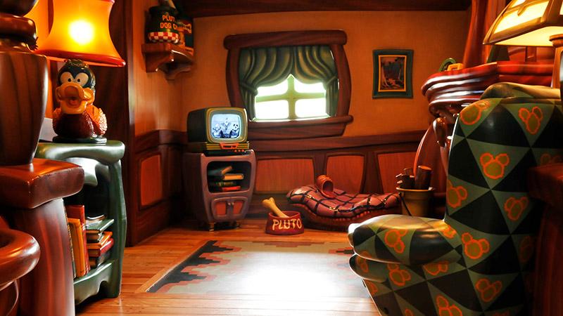 미키의 집과 미트 미키