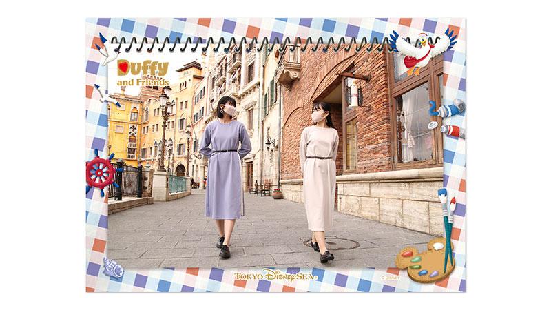 東京ディズニーシー「Duffy and Friendsのフォト」