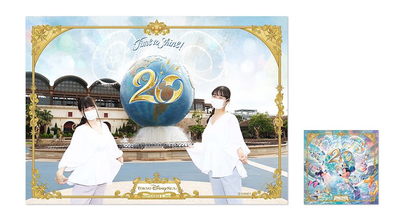 東京ディズニーシー20周年:タイム・トゥ・シャイン!