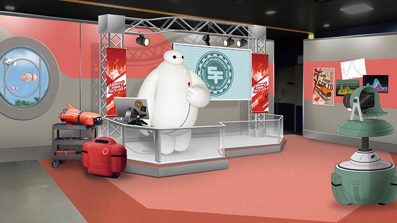 【期間限定】東京ディズニーランドで<br />ベイマックスの世界をめいっぱい楽しむ 2DAYSのイメージ