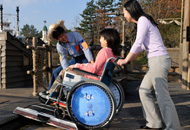 Guests Using Wheelchairs