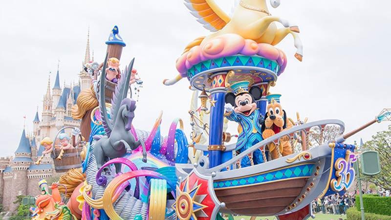 "8.Daytime Parade ""Dreaming Up!""のイメージ"