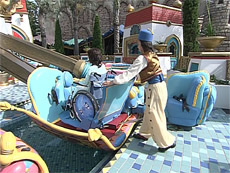 Jasmine's Flying Carpets