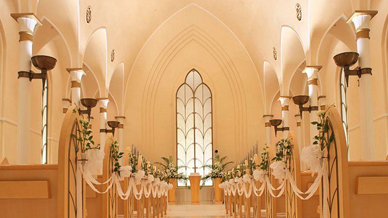 玫瑰教堂のイメージ