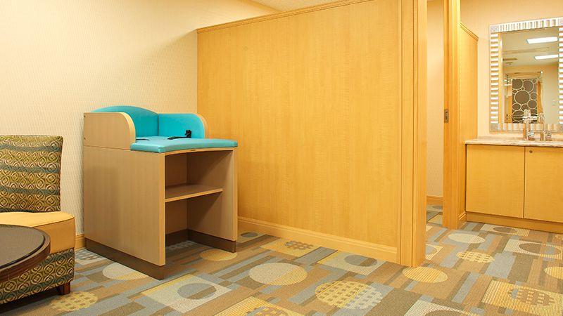 授乳室のイメージ