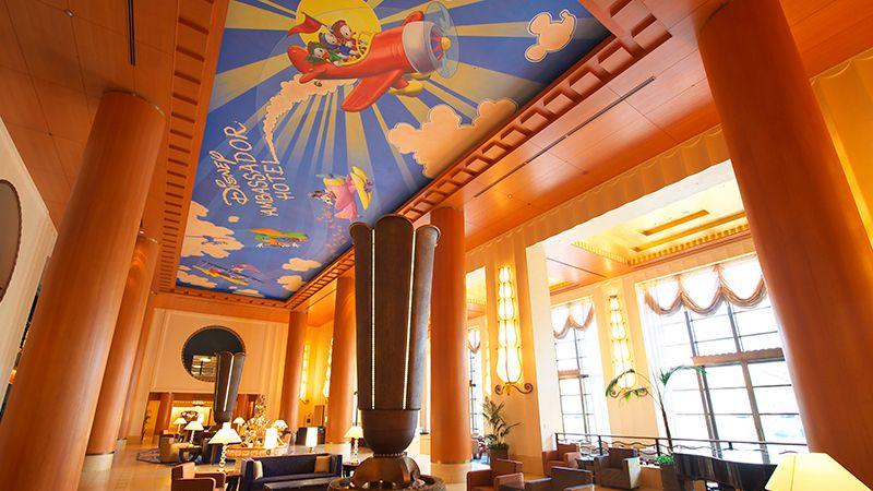 ディズニーアンバサダーホテル施設1