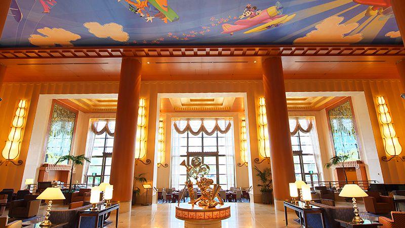 ディズニーアンバサダーホテル施設3