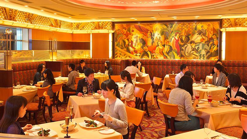 饭店餐厅3