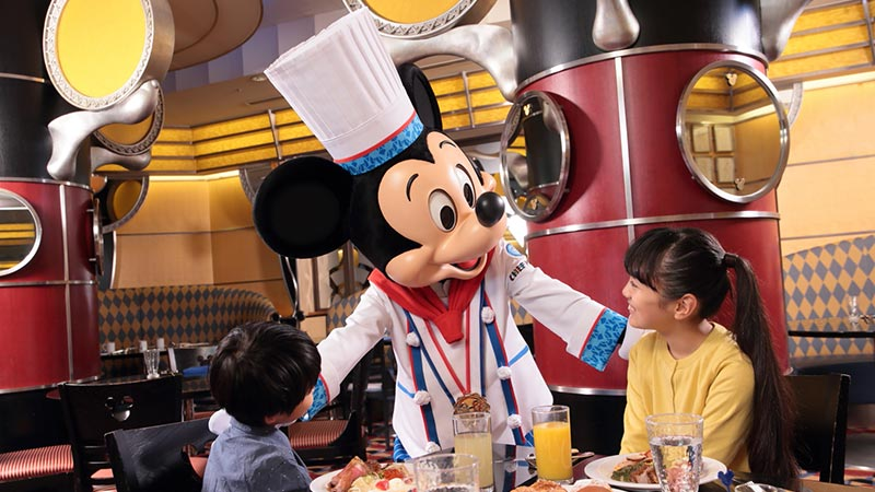 Reserve a restaurant in advanceのイメージ