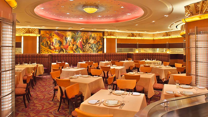 California Cuisine: Empire Grill
