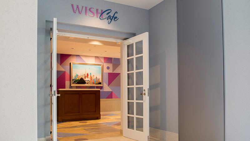 ウィッシュ「ウィッシュ・カフェ」<br />ディスカバー「ディスカバー・カフェ」のイメージ