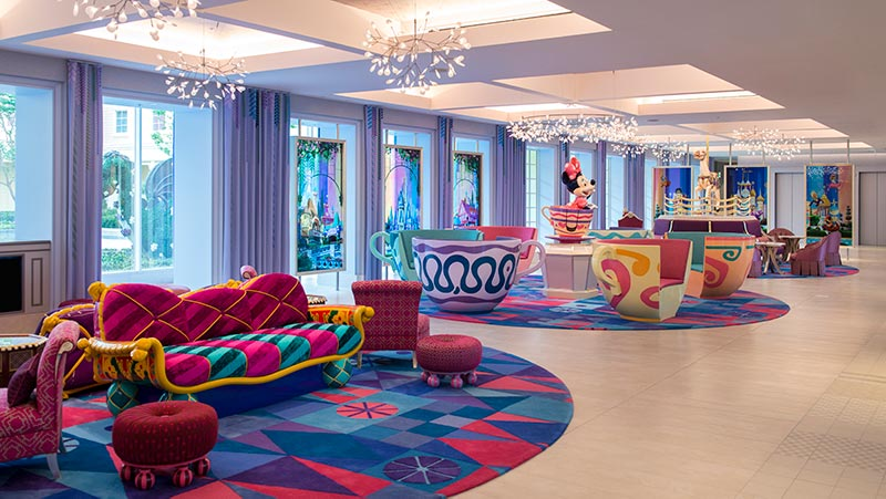 東京ディズニーセレブレーションホテル施設2