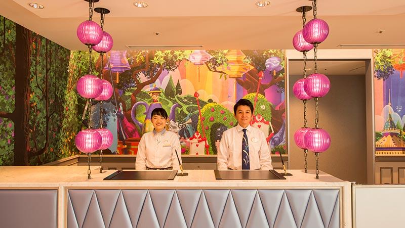 東京ディズニーセレブレーションホテル施設3