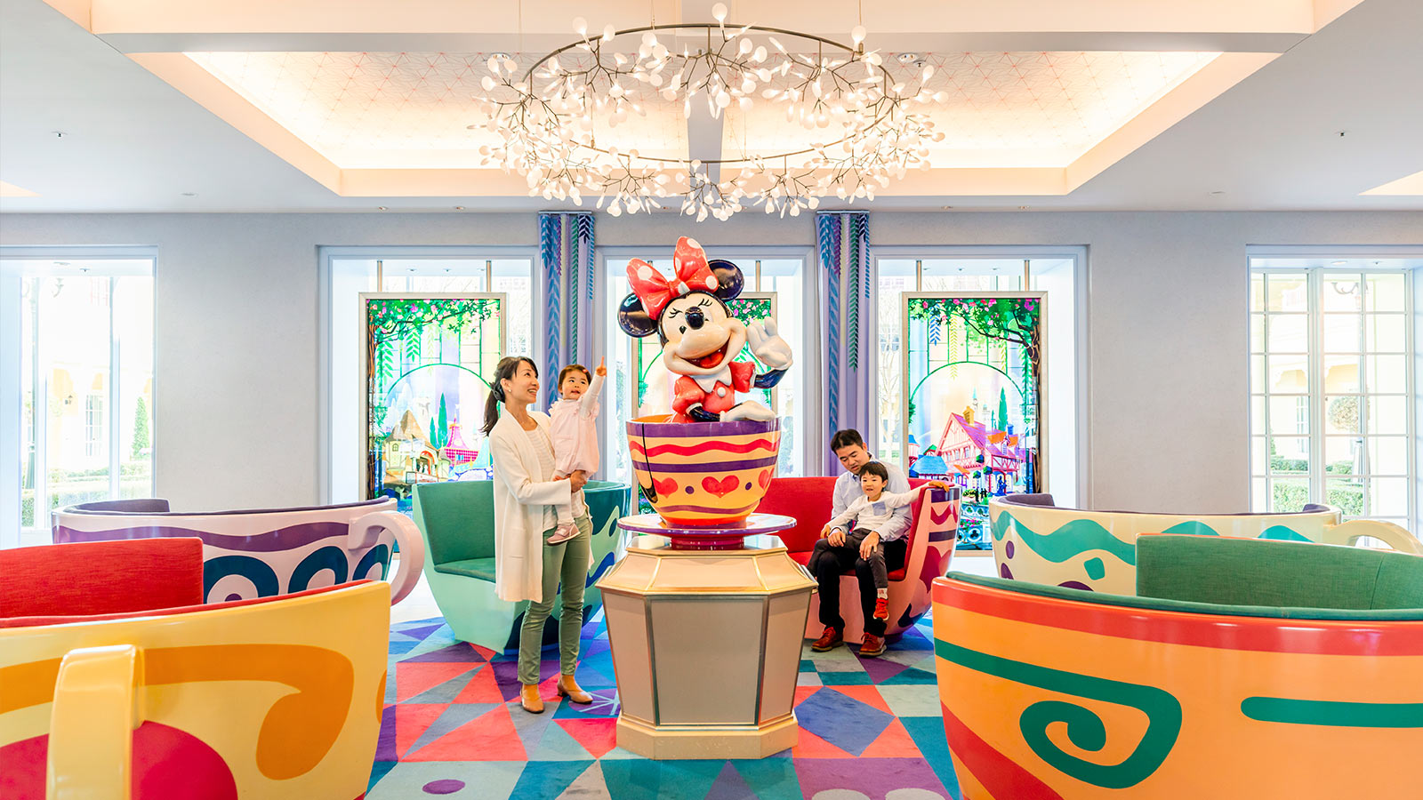 Welcome to Tokyo Disney Celebration Hotel!