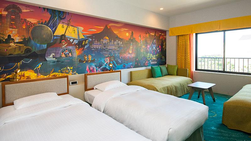東京ディズニーセレブレーションホテル:ディスカバーの画像
