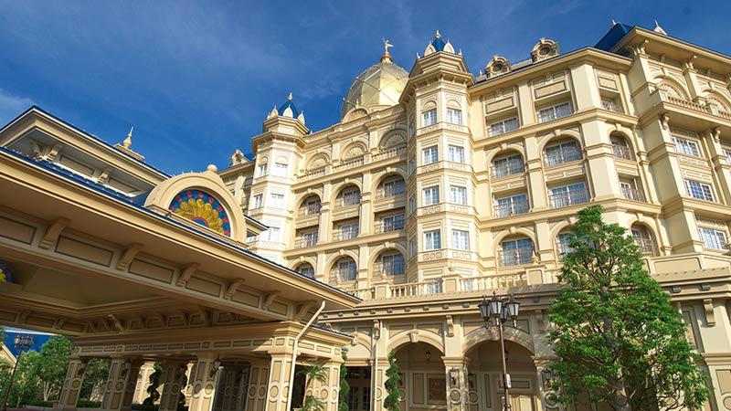 โรงแรม Tokyo Disneyland Hotel