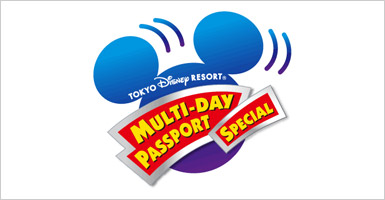 Tokyo Disney Resort Multi-Day Passport Special lets you visit both Parks from your very first day!