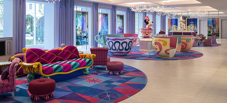 Tokyo Disney Celebration Hotel