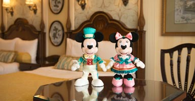 Disney Hotel Exclusives