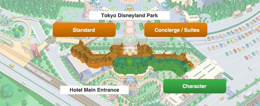 Official Tokyo Disneyland Hotel Tokyo Disney Resort
