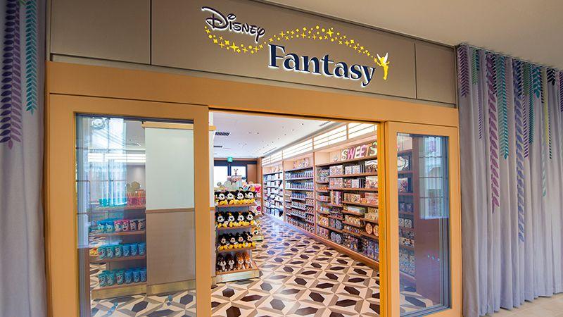 東京ディズニーセレブレーションホテルのショップのイメージ