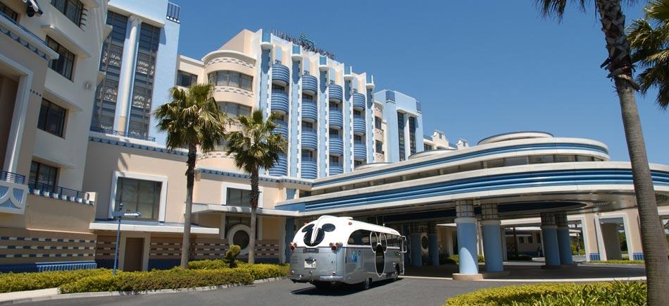 ディズニーアンバサダーホテルの画像