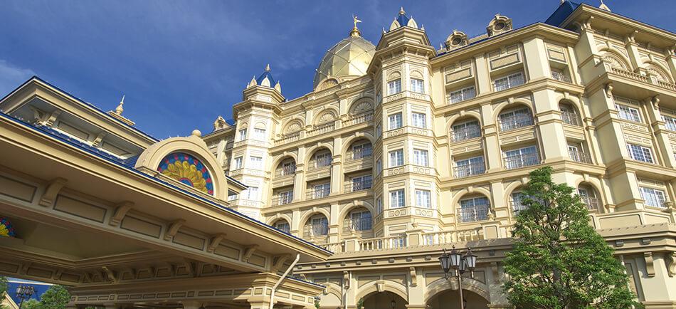 東京ディズニーランドホテルの画像