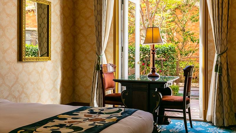 ディズニーホテルミラコスタ客室3