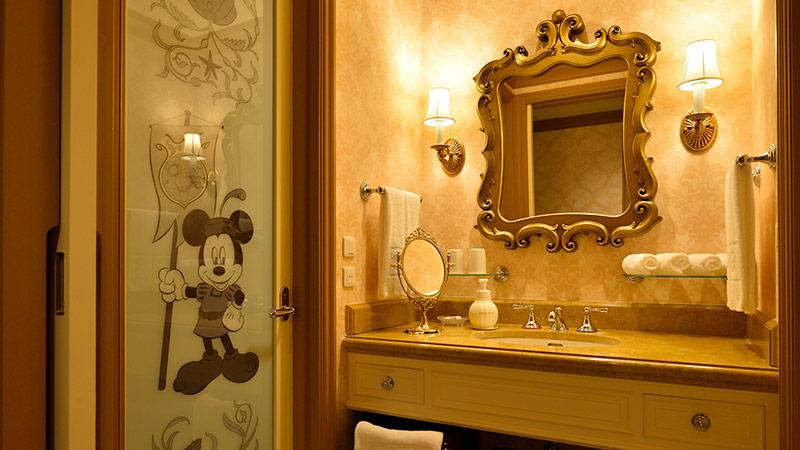 ディズニーホテルミラコスタ客室4