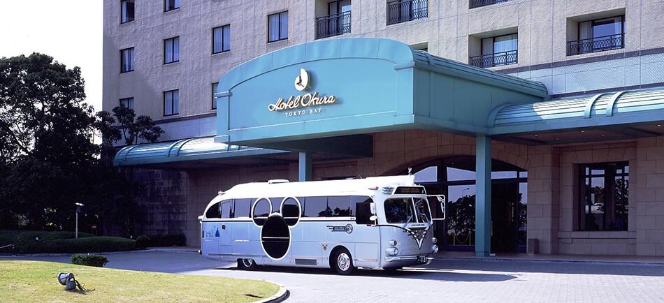 โรงแรม Hotel Okura Tokyo Bay