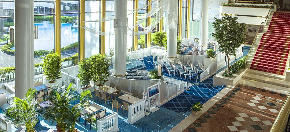 โรงแรม Sunroute Plaza Tokyo