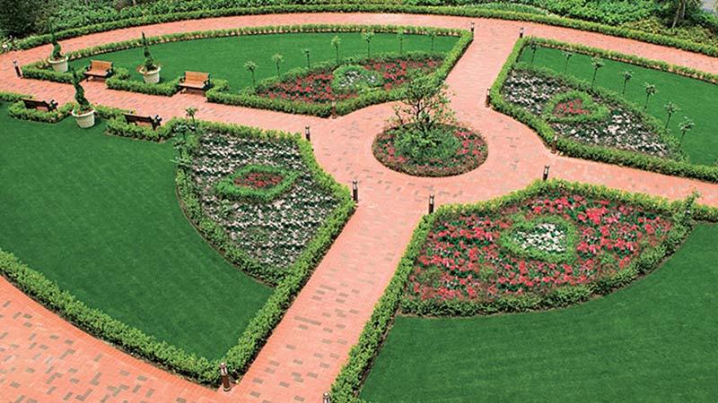 アリス・ガーデンのイメージ