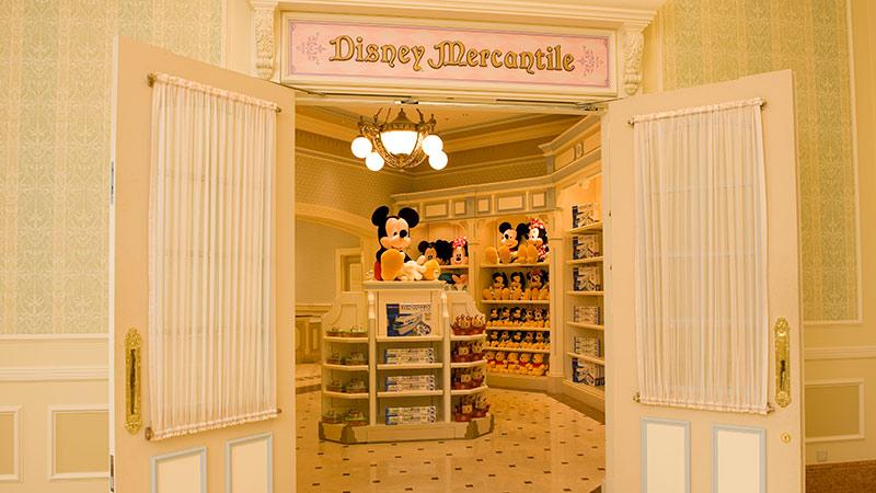 ディズニー・マーカンタイルのイメージ