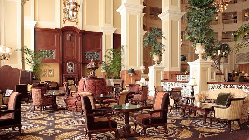 大廳咖啡廳 夢想家歡飲廳