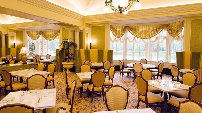 Buffet Restaurant: Sherwood Garden Restaurant