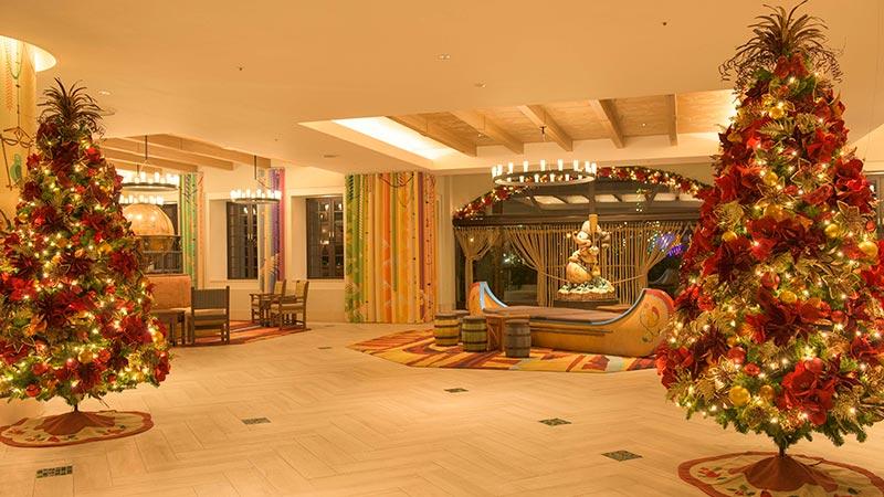 東京ディズニーセレブレーションホテル:ディスカバー