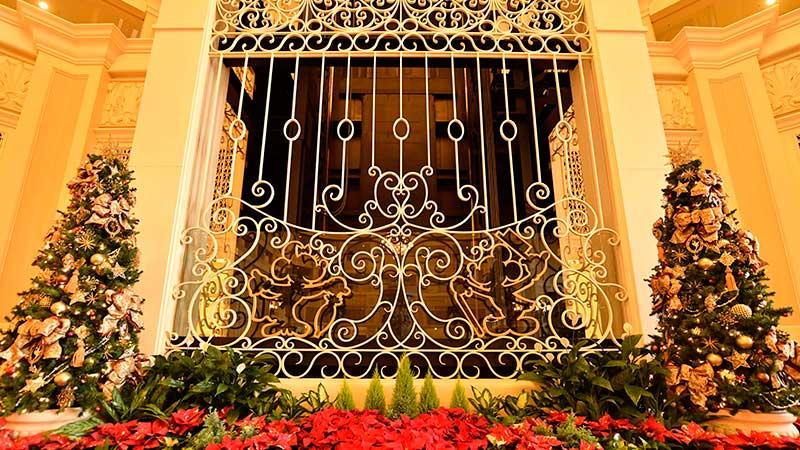 東京ディズニーランドホテル ロビー