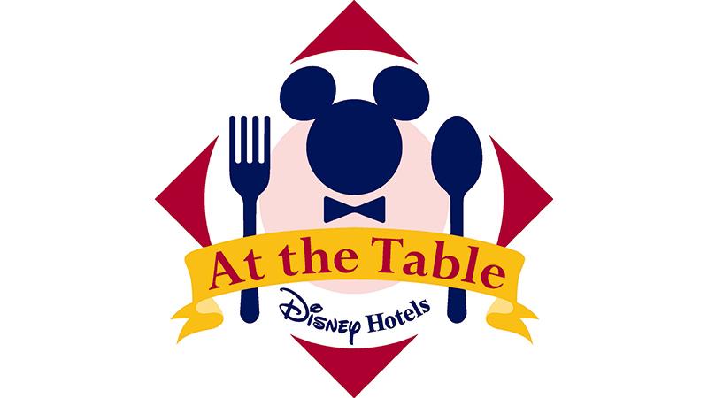 『アット・ザ・テーブル』ロゴ