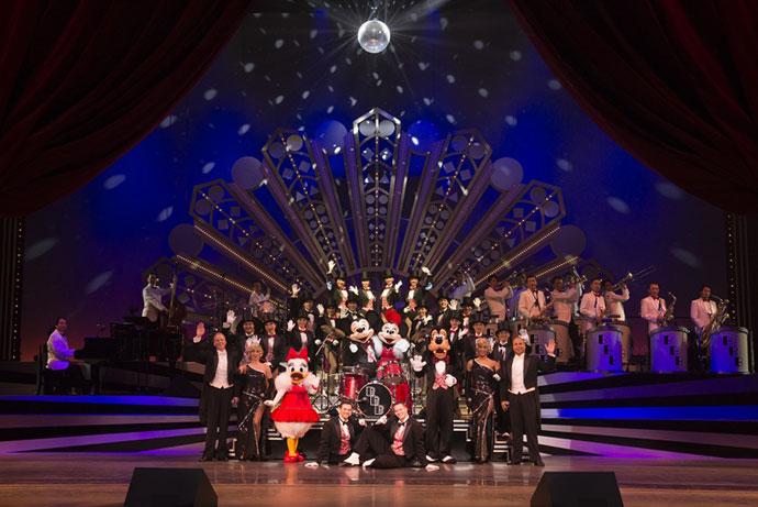 特別観賞席からエンターテインメントを楽しめるのの画像イメージ