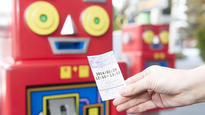 ファストパス・チケットを利用された感想のイメージ